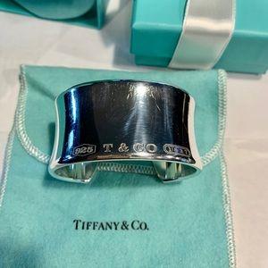 Tiffany & Co. 1837 Wide Cuff